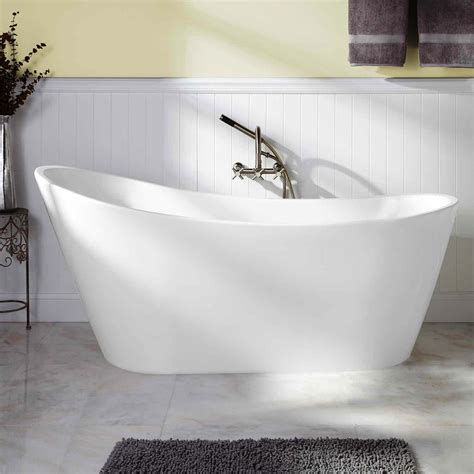 Freestanding Tub With by Boyce Freestanding Acrylic Tub Reviews Schmidt Gallery