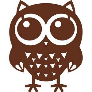 silhouette design store view design  owl cutout
