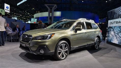 2019 Subaru Outback Redesign, Rumors, Changes Best