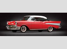 What was so special about the '57 Chevy? ClassicCarscom