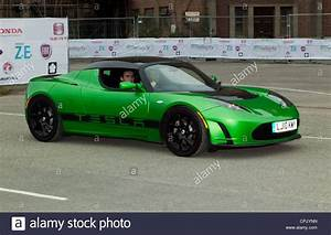Tesla Roadster, a high performance, all electric sports ...