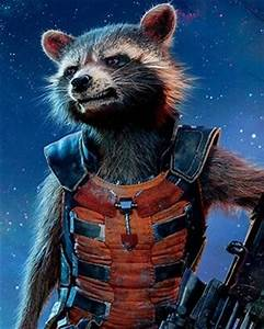 Rocket Raccoon Has His Very Own GUARDIANS OF THE GALAXY ...