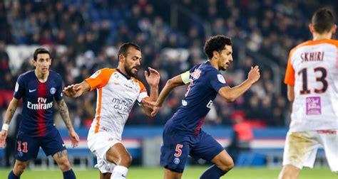 Montpellier - PSG en streaming : où voir le match