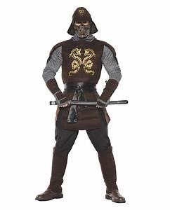 Halloween Kostüm Herren Ideen : kost m samurai krieger f r fasching karneval universe ~ Lizthompson.info Haus und Dekorationen