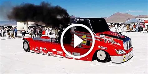 The New Fastest Diesel Truck In The World
