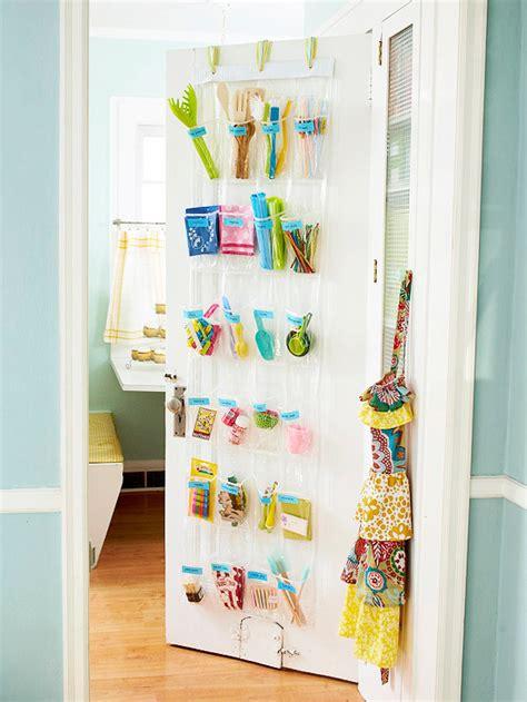easy ways  organize  kitchen utensils