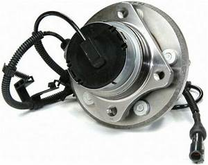 Wheel Bearing And Hub Assembly Front National 513196 Fits