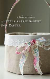 a fabric easter basket tutorial for you nanacompany