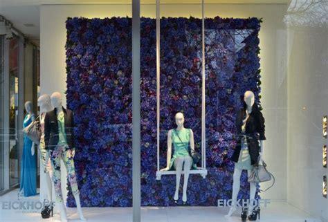 eickhoff shop windows spring duesseldorf