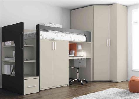 lit mezzanine 2 places avec canapé lit mezzanine une pièce supplémentaire cosy et intimiste