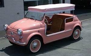 Fiat 500 Jolly : 15 custom golf carts that look better than your car fiat cars and wheels ~ Gottalentnigeria.com Avis de Voitures
