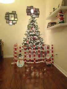 ideas for baby toddler pet proofing your christmas tree and decorations babys christmas