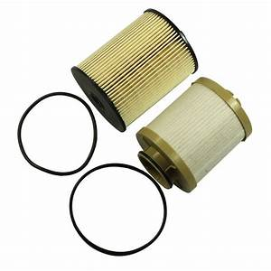 Diesel Fuel Filter Kit For 2008 2009 2010 Ford F