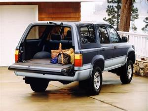 Toyota 4runner Specs  U0026 Photos - 1990  1991  1992  1993  1994  1995