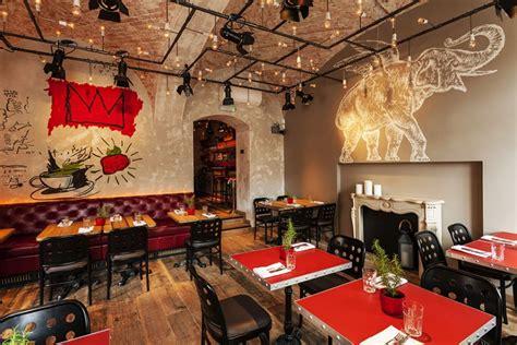 Graffiti Restaurant :  Ravishing Retreat Off The
