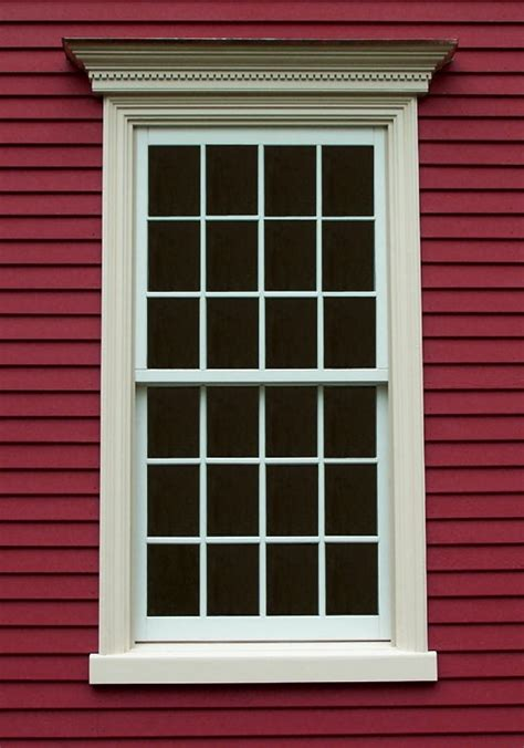 The Gallery For > Exterior Window Frame Designs