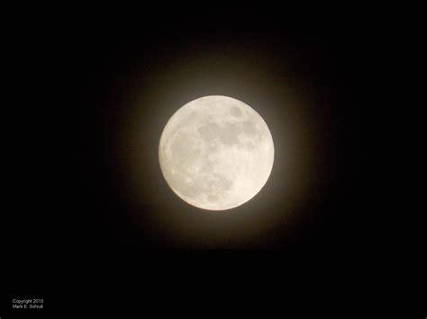 full moon    richland county ohio usa mark  schrull