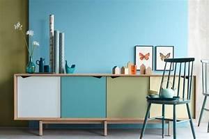 Farben Für Die Wand : wohnzimmer ideen zum einrichten sch ner wohnen ~ Michelbontemps.com Haus und Dekorationen