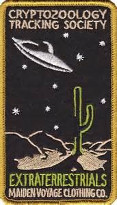 Believe Alien Patches