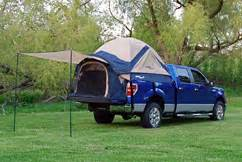 2010 ford f 150 new style bed tent