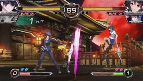 review dengeki bunko fighting climax psp knowtechie ng