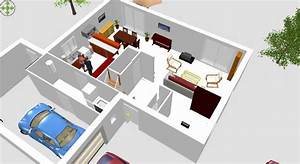 bien meubles pour sweet home 3d 2 avis implantationplan With maison sweet home 3d 12 plan maison 3d sur terrain