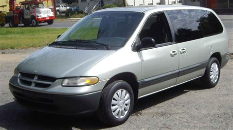 1999 Dodge Caravan by 1999 Dodge Grand Caravan Information And Photos