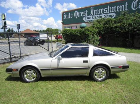 85 Nissan 300zx by 1985 Nissan 300zx For Sale 1599903 Hemmings Motor News