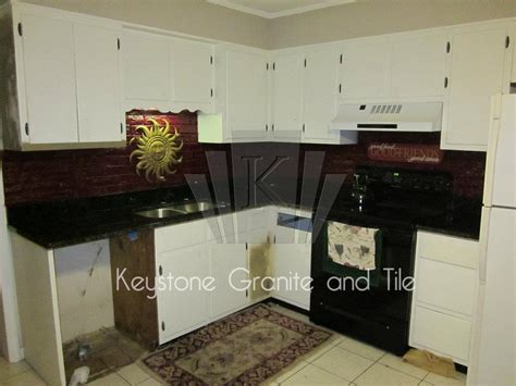 installing granite countertops for 12 by 12 kitchen in