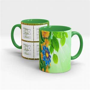 Special, Green, Series, Customized, Gift, Mug
