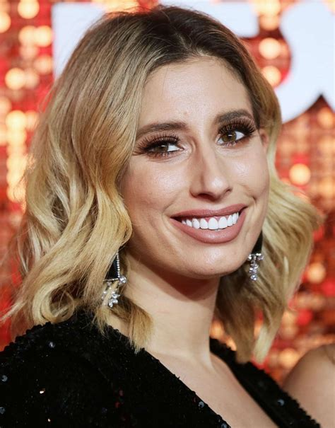 She was a finalist on the sixth season of 'the x factor' uk. Stacey Solomon: 2017 ITV Gala Ball -04 | GotCeleb