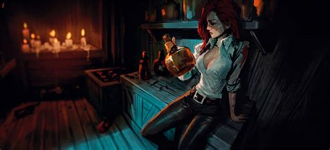 Miss Fortune Wallpaper (71+ Images