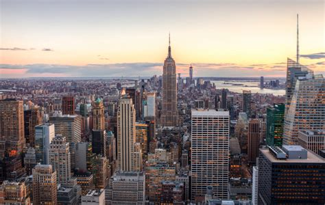 Tech Now Nyc's Second Biggest Industry Behind Finance