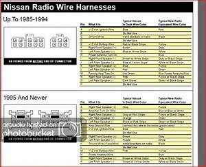 91 240sx Radio Wiring Diagram
