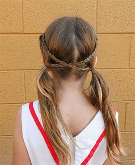 50 Quick and Easy Girls' Hairstyles   Toddler Tips