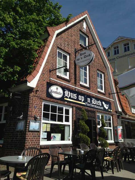 cuxhavener fischrestaurant hus opn diek wird  jahre