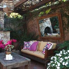 Backyard Decorating Ideas Images by Small Patio Decorating On Balconies Small