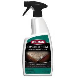 weiman granite cleaner and with stain pro target