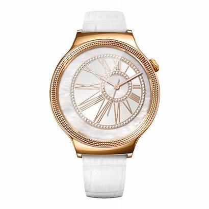 Huawei Elegant Jewel Gold Rose Models Swarovski