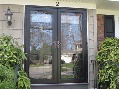 pella double storm doors  entrance double storm doors exterior house doors storm door