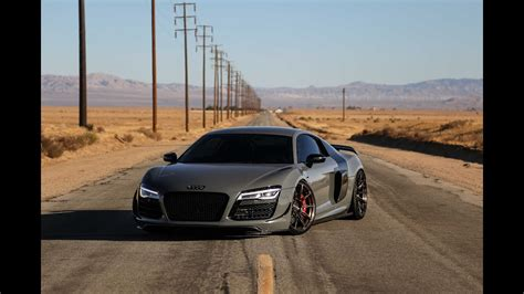 audi r8 v10 racing in desert ghost town exhaust notes fly by s and more youtube