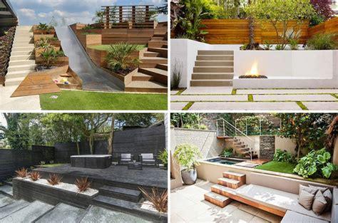 Terrassen Ideen Gestaltung by Terrasse Am Hang Praktisch Und Modern Gestalten 10 Tolle