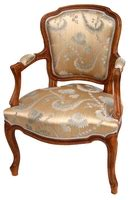 sieges rosieres louis xv regence chaise fauteuil cabriolet bergere canape