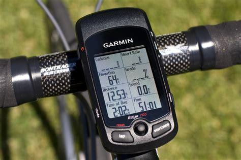 Garmin Edge 705 Gps Offers Maps And Metrics For