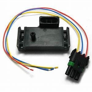 Wsfs Hot 3 Bar Map Manifold Absolute Pressure Sensor Turbo
