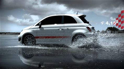 "Spot Abarth 595 ""50th Anniversary"""
