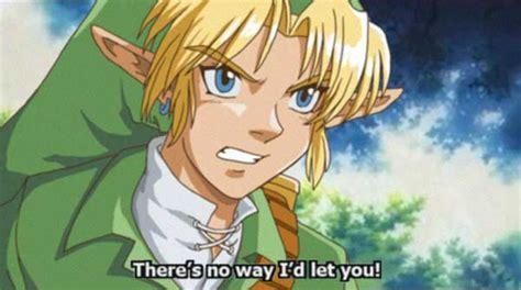 Zelda Oot Anime Screenshot By Vestergaard On Deviantart