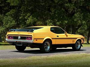 FAB WHEELS DIGEST (F.W.D.): Ford Mustang Mach 1 - 2nd Gen. (1971-73)