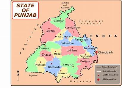 Punjab Hoshiarpur India Amritsar State Sikh Located