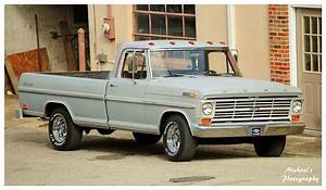 A 1969 Ford F